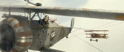 'Flyboys: Héroes del Aire', las alas de la Escuadrilla Lafayette