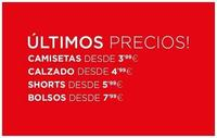 Blanco anuncia ya sus 'últimos precios'