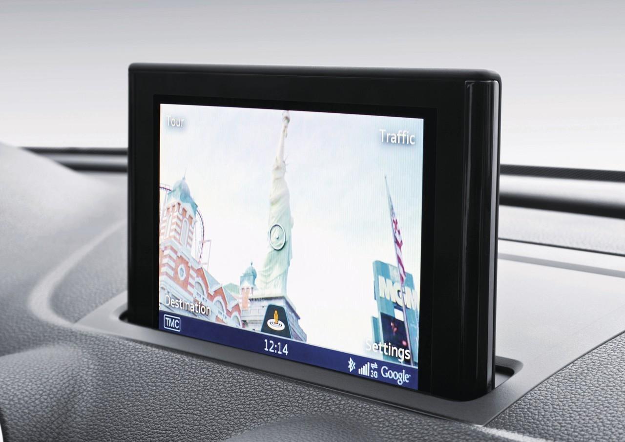 Audi A3 Interfaz Mmi 2012 10 22