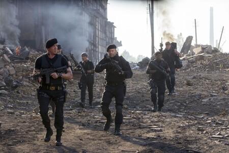 Escena Mercenarios 3