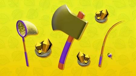 Animal Crossing: New Horizons: cómo conseguir todas las herramientas de oro