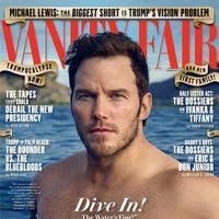 Vanity Fair:  Chris Prat