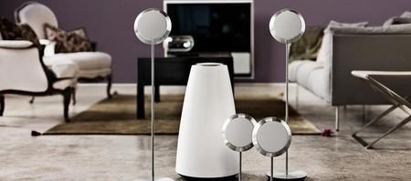 BeoLab 14, el nuevo sistema de sonido envolvente creado para decorar