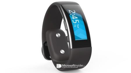 Microsoft Band 2: diseño más atractivo con pantalla curva, ¿Windows 10 en su interior?