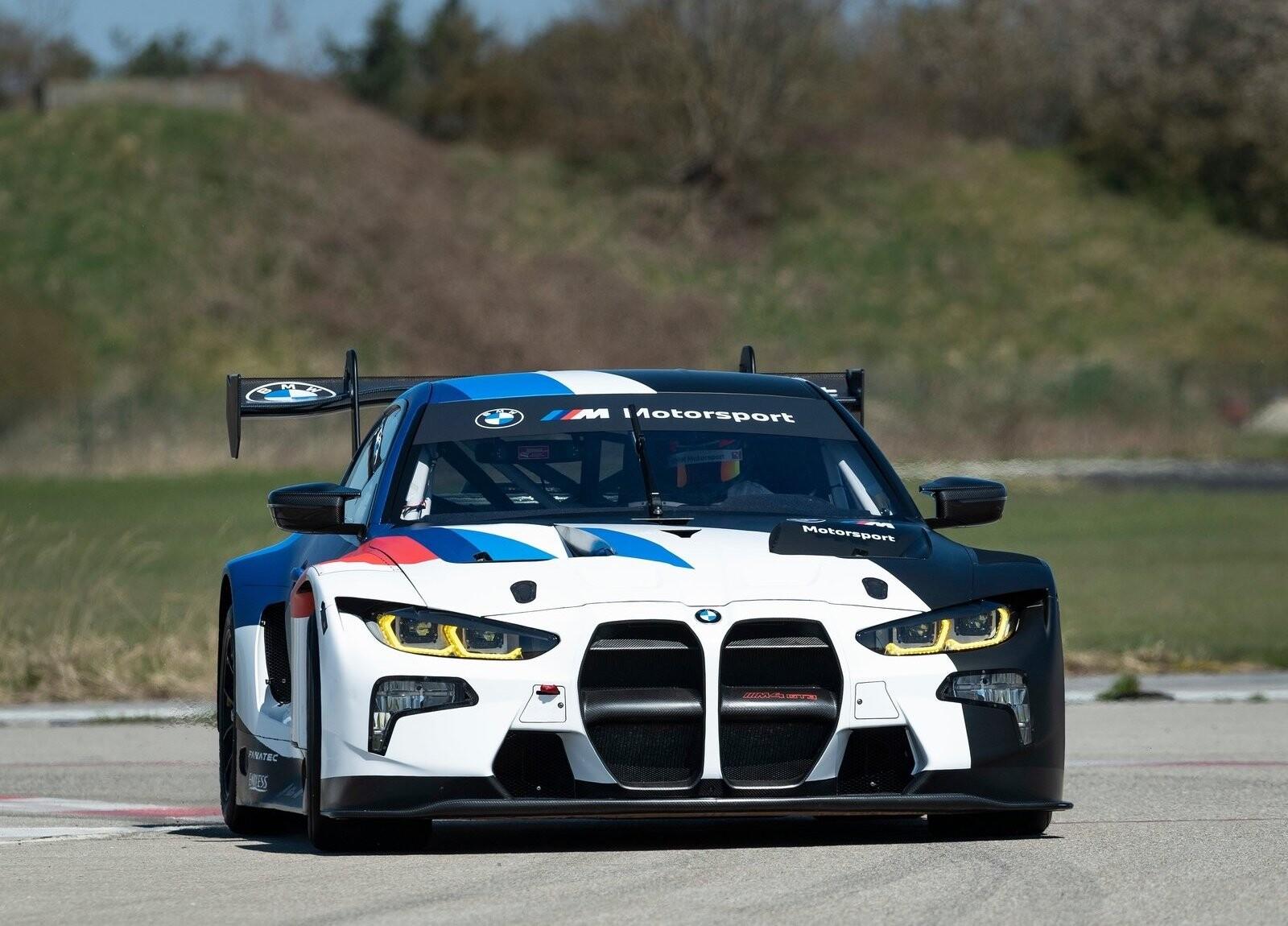Foto de BMW M4 GT3 (24/25)
