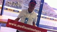 Entrevista al equipo de Mediaset para MotoGP: Dennis Noyes