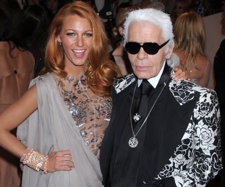 Los 43 diseños de Chanel que Karl Lagerfeld diseñó para estas celebrities en la alfombra roja