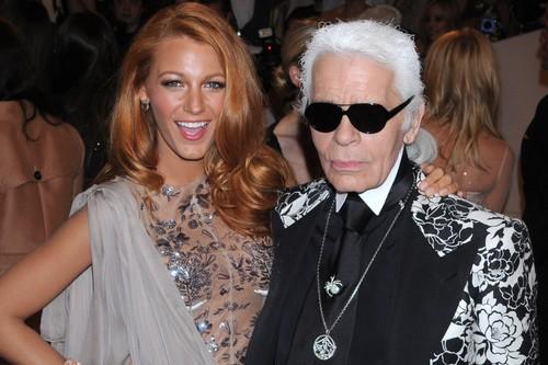 Los 43 vestidos de Chanel que Karl Lagerfeld diseñó para estas celebrities en la alfombra roja