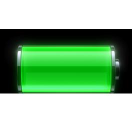 nuevo iPod touch 2012 batería