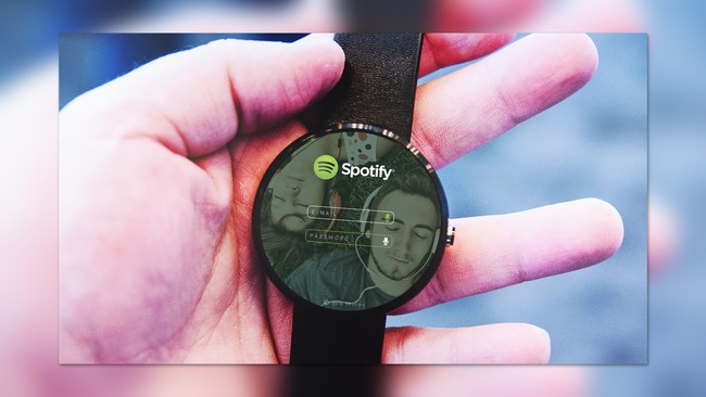 Spotify Watch