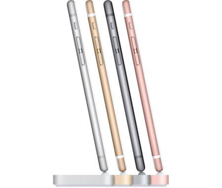 Sí, el rosa gusta: se estima que el 40% de las reservas de los iPhone 6S/6S Plus son de color rosa