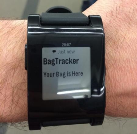 Imagen de la semana: los iBeacons son útiles hasta en nuestras maletas