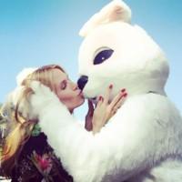Huevos, conejos y risas: la Pascua de las Celebrites