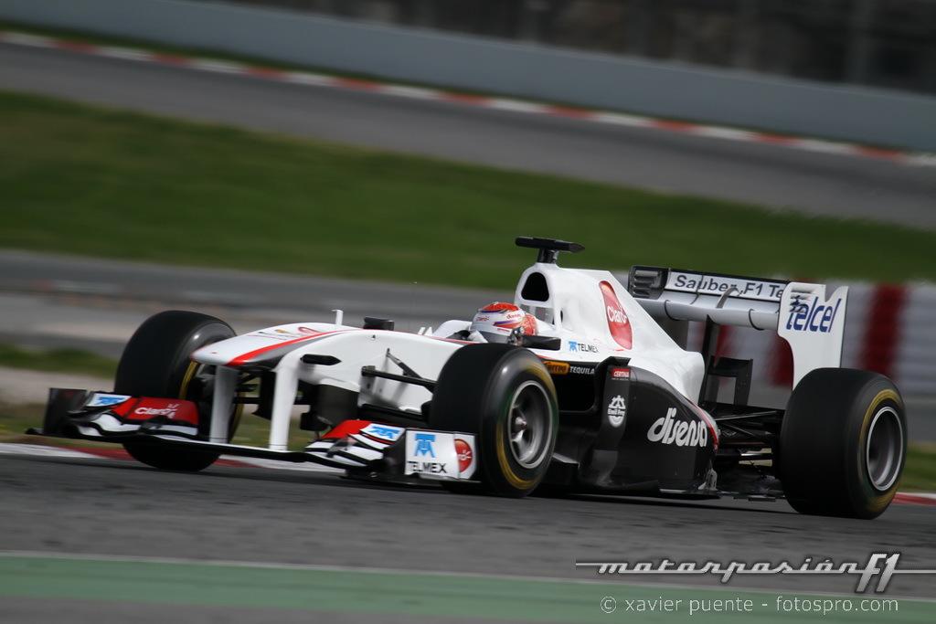 Foto de Entrenamientos Pretemporada 2011 - Circuit de Catalunya (II) - Miercoles (33/50)