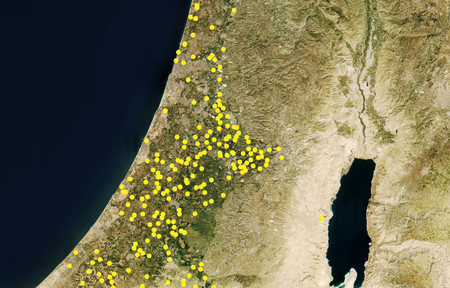 Asentamientos Abandonados Dos