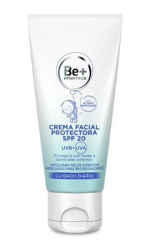 Be+ Pediatrics Crema Facial Prot Spf20