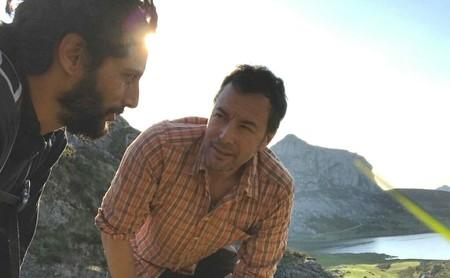 """""""Un plano largo, sin cortes, un descenso a los infiernos. Esa es la realidad de la mina"""". Luis Trapiello, director de 'Enterrados'"""