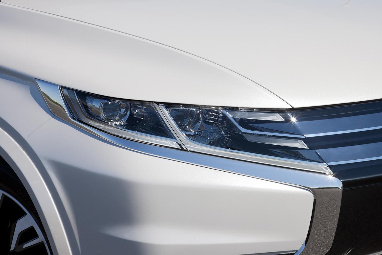 Foto de Mitsubishi Outlander PHEV Concept-S (19/49)