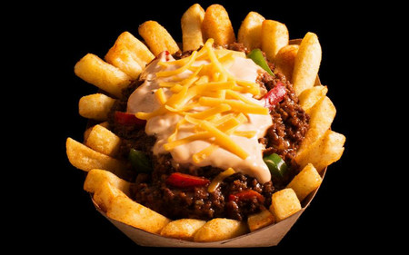 La Montaña Patatas Fritas – Frutos secos y snacks Así se