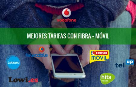 Convergentes Fibra Vodafone