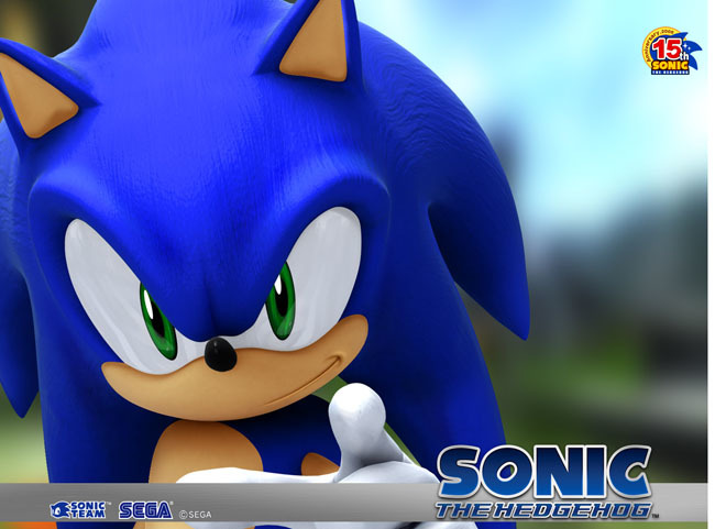 Sonic The Hedgedog de SEGA