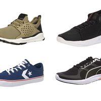 Chollos en tallas sueltas de zapatillas: ofertas en marcas como Converse, Under Armour, Puma o Skechers en Amazon