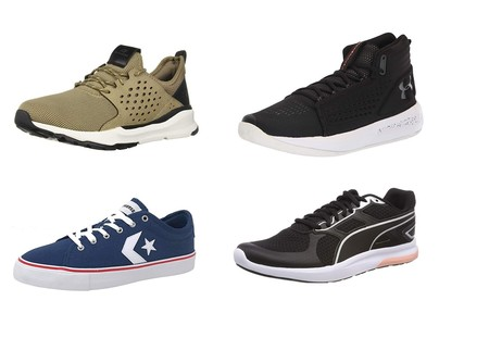 Chollos en tallas sueltas de zapatillas: ofertas en marcas como Converse, Under Armour, Puma o Skechers en Amazon