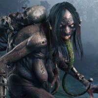 Algunos monstruos de The Witcher 3: Wild Hunt parecen sacados de nuestras peores pesadillas