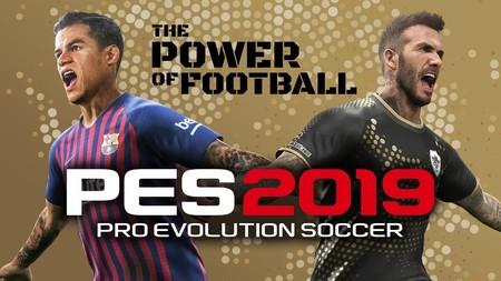 La demo de PES 2019 ya tiene fecha y equipos en PS4, Xbox One y Steam. ¡Y tendrá modo online!