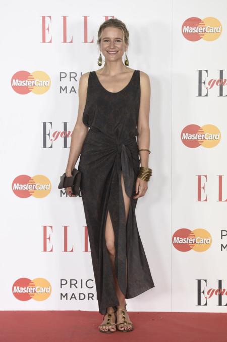 Maria Leon Premios Elle Gourmet
