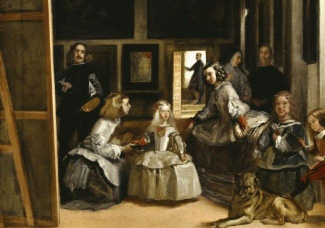 El retrato cortesano de Velázquez en El Prado
