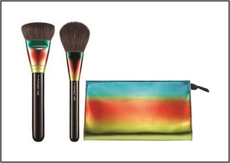Mac Wash And Dry Collection Summer 2015 Brushes