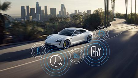 El Porsche Taycan mejora con actualizaciones remotas al estilo Tesla, nuevas funciones de carga y más aceleración