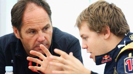 Gerhard Berger Dixit (IV): Nico Rosberg es tan bueno como Sebastian Vettel
