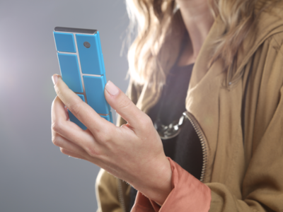 Los teléfonos modulares del Project Ara se retrasan hasta 2016