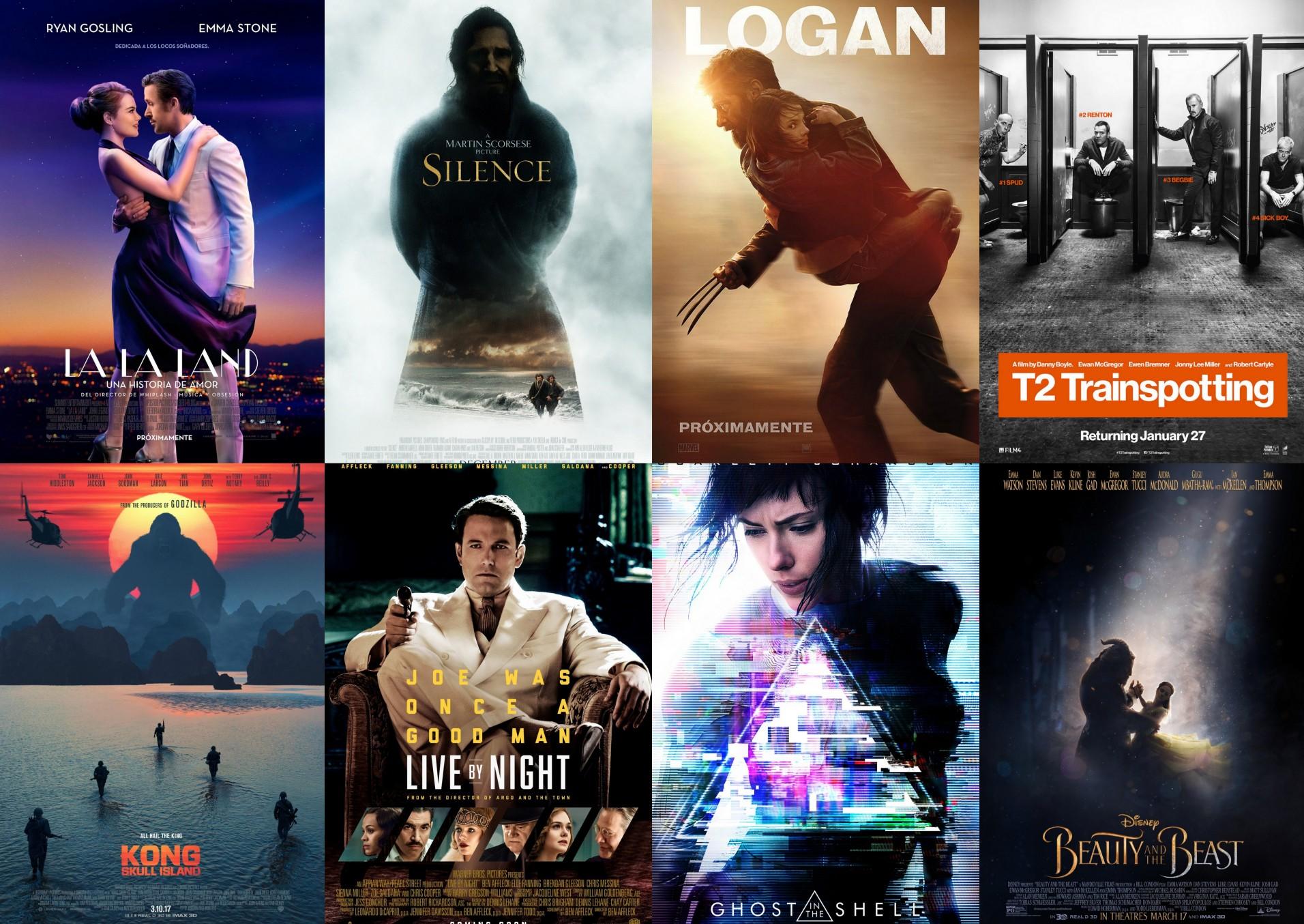 El cine de 2017 los 21 estrenos m s esperados entre for M estrenos