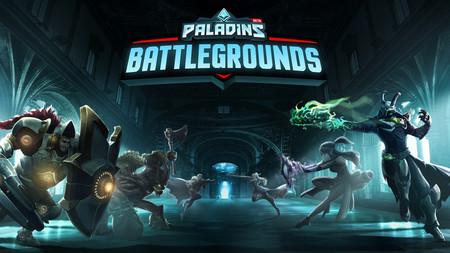 Paladins se suma a la moda de los Battle Royale con su nuevo modo de juego Battlegrounds