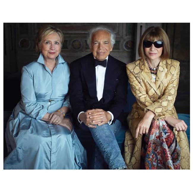 La gran fiesta de Ralph Lauren por su 50 aniversario nos deja unas fotos  oficiales increíbles  9cc9c935039