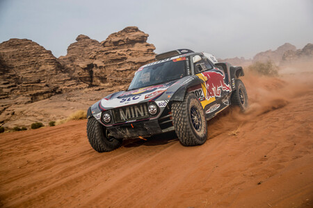 Peterhansel Dakar 2021