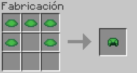 Escama Tortuga Minecraft