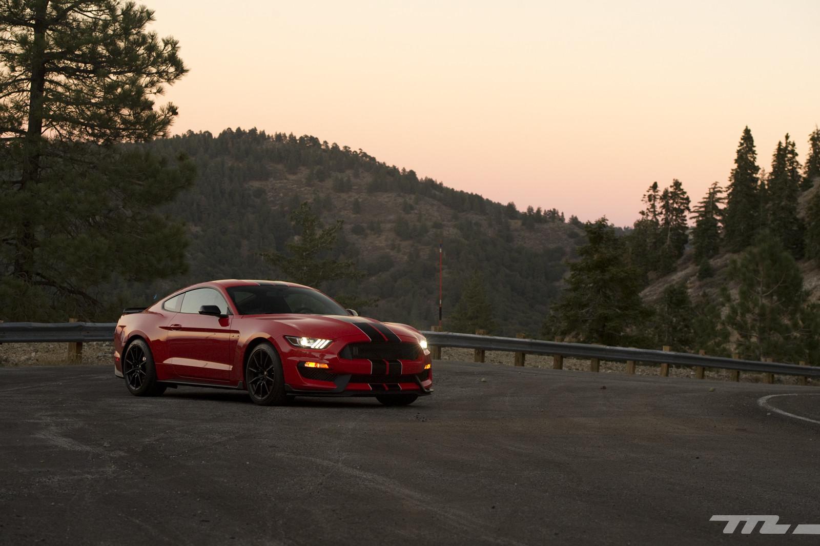 Foto de Ford Mustang Shelby GT350, prueba (17/40)