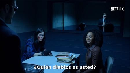 The Defenders Jessica Jones Daredevil