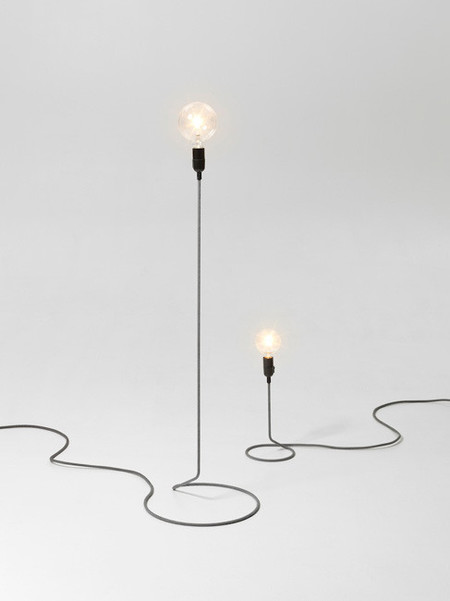 Cord Lamp, una lámpara encantada