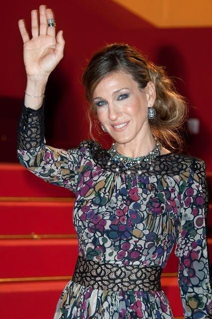 De repente una extraña: Sarah Jessica Parker en Cannes