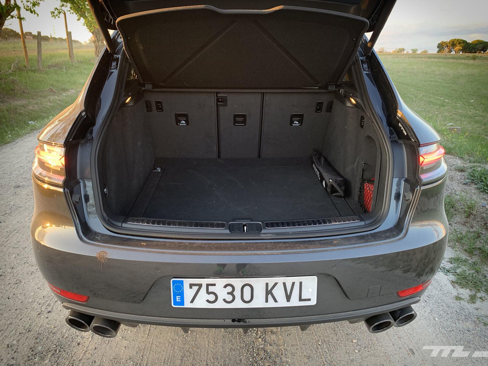 Foto de Porsche Macan S (prueba) (15/28)