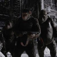 'La guerra del planeta de los simios', tráiler impresionante y primer póster