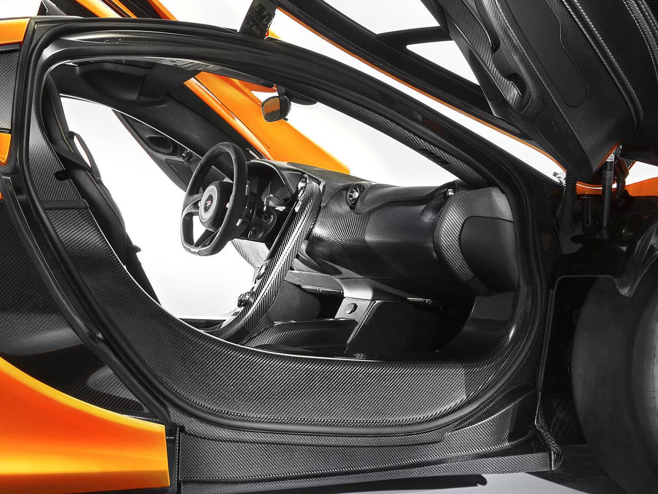 Foto de McLaren P1 (5/12)