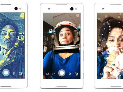 Facebook continúa su asalto a Snapchat, ahora con filtros y selfies que desaparecen