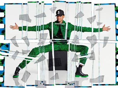 Chance The Rapper nos trae un adelanto de la esperada colección de Kenzo x H&M