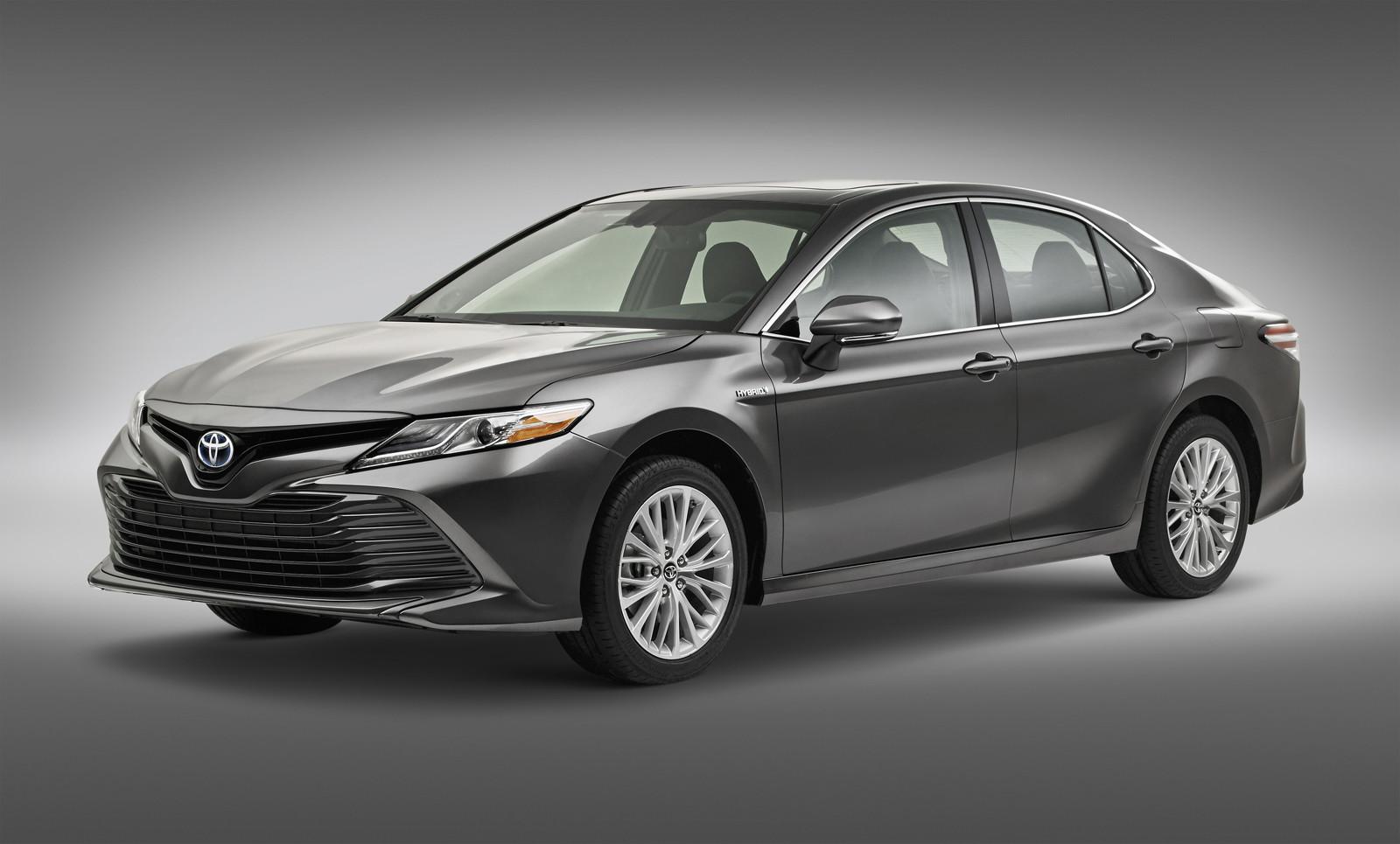 Foto de Toyota Camry Hybrid (9/12)
